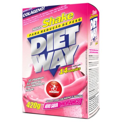Diet Way 420g Midway