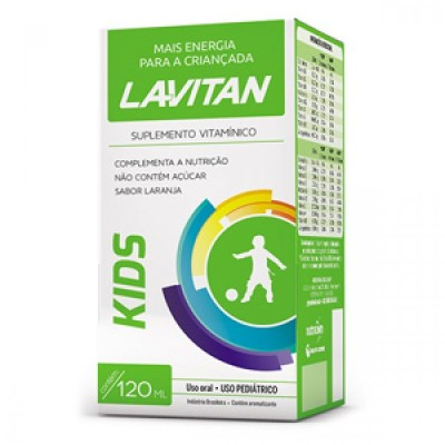 Lavitan Kids 120ml