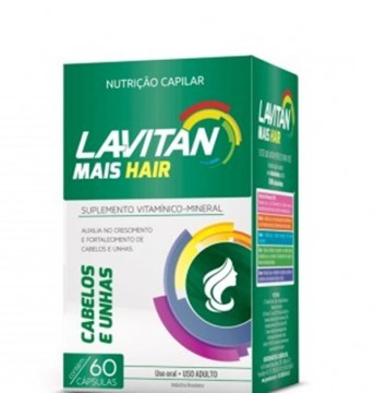 Lavitan Mais Hair C/60 Caps