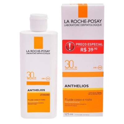 Anthelios Fps30 Fluide 125ml