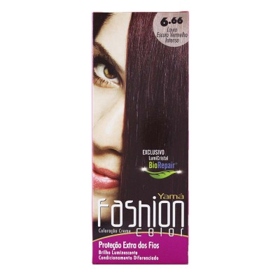 Tintura Fashion Color 6.66 Kit Lo